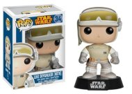 STAR WARS - LUKE SKYWALKER IN HOTH UNIFORM FUNKO POP! VINYL BOBBLE HEAD FIGURE