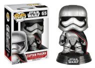STAR WARS - FORCE AWAKENS CAPTAIN PHASMA FUNKO POP! VINYL FIGURE