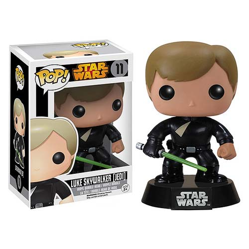 STAR WARS – LUKE SKYWALKER JEDI - FUNKO POP! VINYL FIGURE