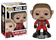 STAR WARS – FORCE AWAKENS - NIEN NUNB - FUNKO POP! VINYL FIGURE