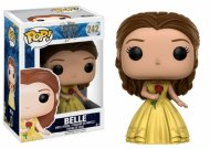 BEAUTY AND THE BEAST LIVE ACTION - BELLE - FUNKO POP! VINYL FIGURE