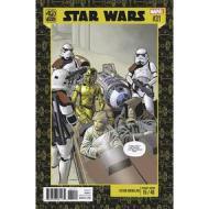 Star Wars Vol 4 #31 Kevin Nowlan Star Wars 40th Anniversary Variant Cover (Screaming Citadel Part 2)