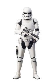 KOTOBUKIYA - STAR WARS EPISODE VII - FIRST ORDER STORMTROOPER - ARTFX + PVC STATUE 18 CM
