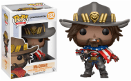 OVERWATCH - USA MCCREE - FUNKO POP! VINYL FIGURE