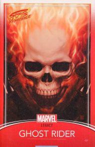 Spirits Of Vengeance #1 John Tyler Christopher Trading Card Variant Cover (Marvel Legacy Tie-In)