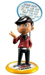 Q-POP FIGURE - THE BIG BANG THEORY - HOWARD WOLOWITZ 9 CM