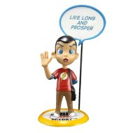 Q-POP FIGURE - THE BIG BANG THEORY - SHELDON COOPER 9 CM