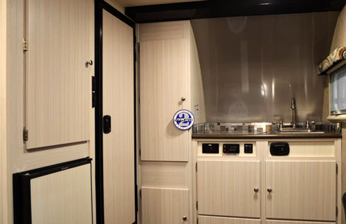 Camper Stainless 2 Steel