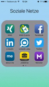 Social-Media für die Stellensuche nutzen, Referentin Angela Wosylus, pop-up SocialMedia PR-Agentur Dornstetten