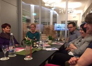 Treffen des Social-Media Stammtisches Freudenstadt #SoMeFDS 28.03.17