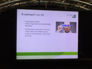 E-learning 4.1 oder 5.0 mit Virtual Reality Brillen