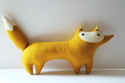 foxy plusshie