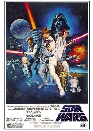 Episode 4 - Luke, Leia & Han Solo