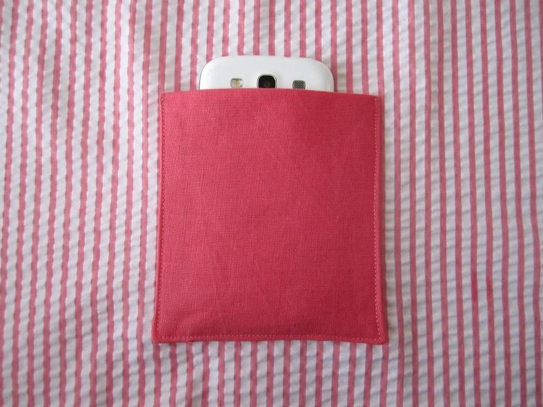 Poche Pour Portable Pop Couture