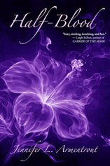 Half-Blood by Jennifer Armentrout Book Review