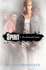 Spirit (Elemental Series #3) by Brigid Kemmerer Book Review