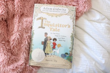 Photo of the cover of the Inquisitor's Tale