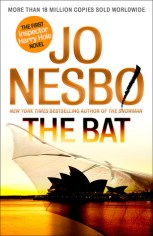 cover of jo nesbø the bat