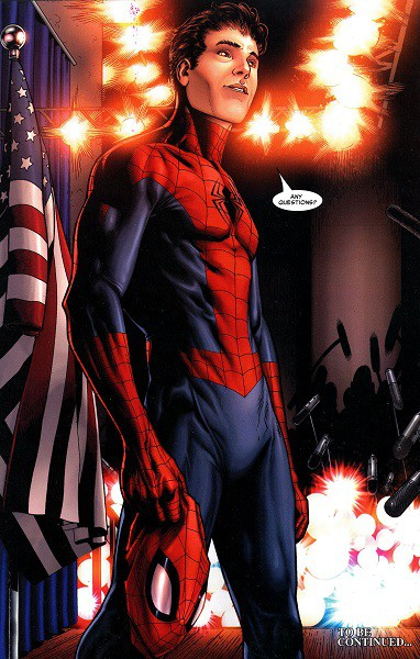 Peter parker earth 1610