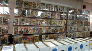 Comic Vendor @ Con