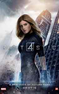 Kate Mara as Sue Storm/Invisible Girl