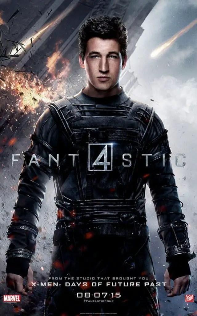 FF Mr Fantastic