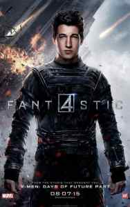 Miles Teller as Reed Richards/Mr. Fantastic