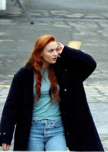 Sophie Turner (Game of Thrones) as Jean Grey