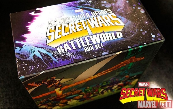 secret Wars box set3