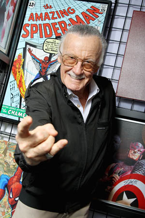 Choice Collectibles Publishers of MARVEL Fine Art Hosts Stan Lee Signing at New York Comic Con