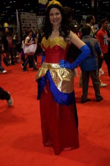wonderwoman beauty queen