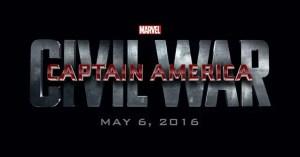 Civil War: Captain America (5/6/16)