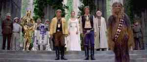 Ending of Star Wars: Episode IV - A New Hope