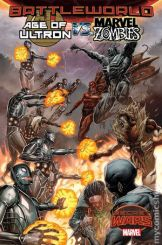 Age of Ultron vs. Marvel Zombies #1 - Rock-He Kim 1 in 25 Variant
