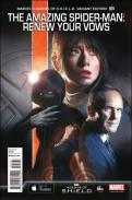 Amazing Spider-Man - Renew Your Vows #1 - Gabrielle Dell'Otto 1 in 15 Agents of SHIELD Variant