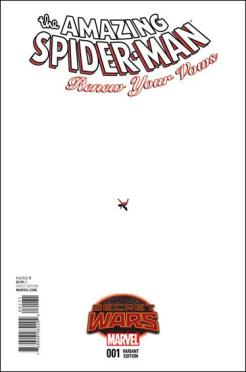 Amazing Spider-Man - Renew Your Vows #1 - Mike Deodato, Jr. 1 in 15 Ant-Sized Variant
