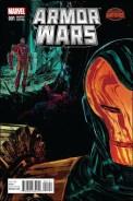 Armor Wars #1 - Vanesa Del Rey 1 in 25 Variant
