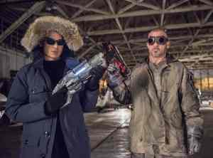 Captain Cold (Miller) and Heat Wave (Purcell) to feature in The CW's Legends of Tomorrow