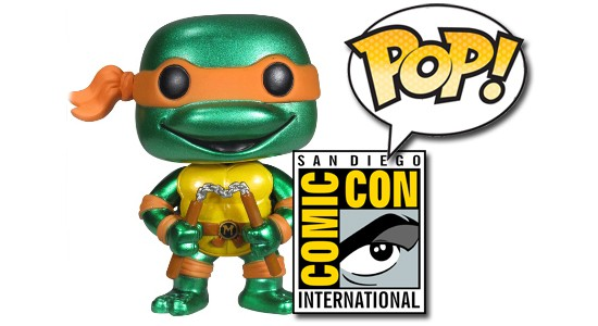Funko SDCC Banner