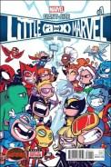 Giant-Size Little Marvel - AvX #1