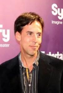 Writer/producer Jaime Paglia