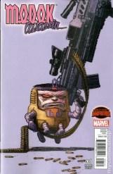 M.O.D.O.K. Assassin #1 - Gabriel Hernandez 1 in 25 Variant