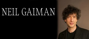 Sandman creator and film producer Neil Gaiman
