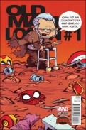 Old Man Logan #1 - Skottie Young Variant