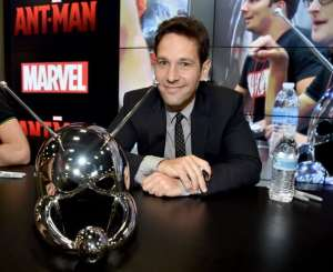 Paul Rudd @ SDCC 2014 discussing his role as Scott Lang/Ant-Man