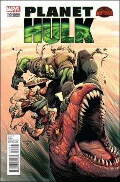 Planet Hulk #2 - Yildiray Cinar 1 in 25 Variant