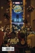 Secret Wars #1 - Chip Zdarsky Party Variant