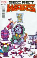 Secret Wars #1 - Skottie Young Variant