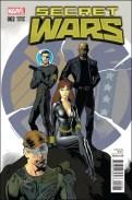 Secret Wars #2 - Kevin Nowlan 1 in 25 Variant