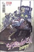 Secret Wars 2099 #2 - Jason Latour Spider-Gwen Variant